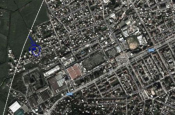 Land for sale in Enriko Telini Street. The land is located near the main street, just some meters a