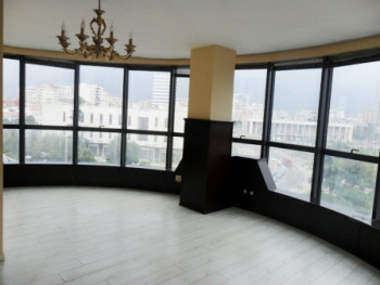 Apartment for office for rent at the beginning of Durresi Street. The apartment is situated on the
