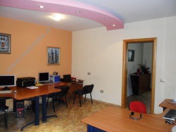 One bedroom apartment for Office for rent in Zogu i Zi area in Tirana. Situated on the 4-th fl