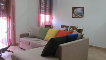 Apartament for rent in Asim Vokshi Street in Tirana.