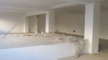 Store space for sale in Arkitekt Sinani Street in Tirana. With total surface of 135 m2 and is offere