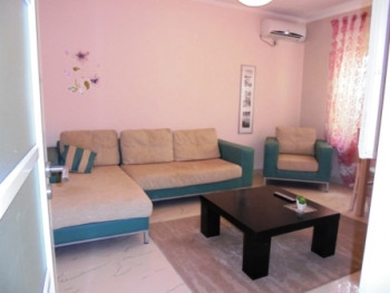 Apartment for rent close to Sulejman Delvina Street.The flat is located in one of the most preferabl
