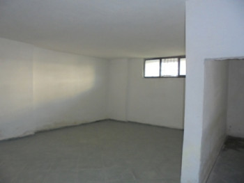 Store space for rent in Komuna Parisit Area in Tirana.The warehouse is on the underground floor of a
