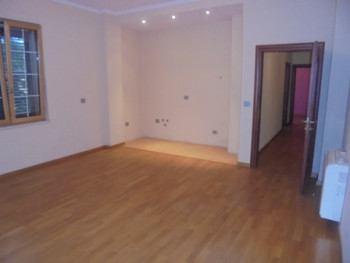 Apartment for office for rent in Xhorxh Bush Street in Tirana.  The apartment is situated on the t