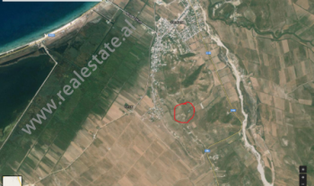 Land for sale in Orikum City, Albania.The land is 3700sqm, located 1 km away from the seaside.As you