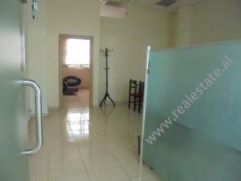 Office space for rent in Ymer Kurti Street in Tirana.The property is situated on the 3rd floor of a