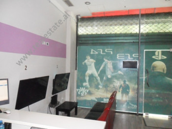 Store space for sale near Muhamet Gjollesha Street.It is situated on the first floor in a new buildi