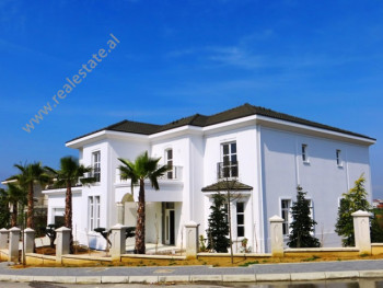 Villa for rent in Lunder Village in Tirana. It is located in one of the best areas outside Tirana. W