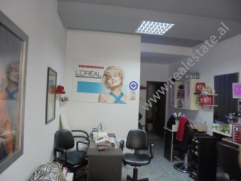 Store space for sale close to Blloku Area in Tirana.This shop space is situated on the first floor o