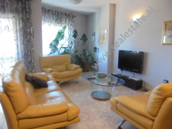 Apartment for rent in Blloku Area in Tirana.The flat has 180sqm of living space which consists in: l