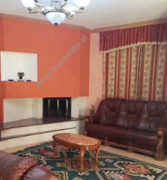 Apartament for rent in Rexhep Jella Street in Tirana. Situated on the 8-th floor in a new building,