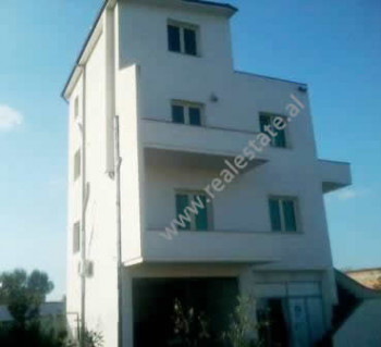 Villa for sale in Kreta Street in Tirana. It is located on the side of the main street, only 700 m