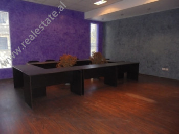 Office space for rent in Tirana.The property is located in one of the Business and Shopping Center i