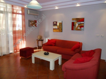 Apartment for rent close to the City Center of Tirana. It is located on the 7-th floor in a new bui
