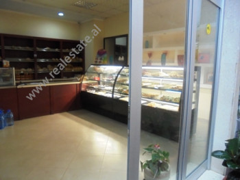Store space for sale in Maliq Muco Street in Tirana. It is situated on the first floor in a new bui