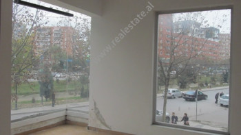 Store space for rent in Bajram Curri Boulevard in Tirana.It is located on the 2-nd floor of a two st