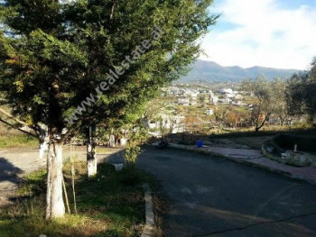 Land for sale in Dervish Shaba Street near Mjull Bathore area in Tirana.