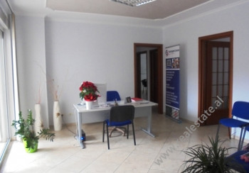 Modern apartment for office for rent in Blloku area in Tirana.It is situated on the 2-nd floor of a
