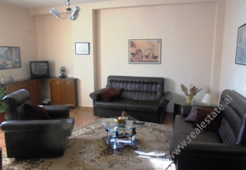 Apartment for rent in Sulejman Delvina street in Tirana.It is situated on the 3-rd floor of a buildi