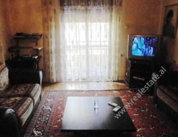 Villa for rent near Selvia area in Tirana, on the side of the main street.It has 220 m2 of living sp