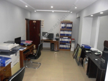 Office space for rent close to Kinema Agimi in Tirana.