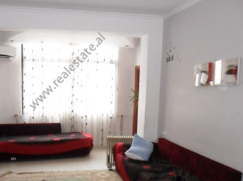 Apartment for sale at the beginning of Hamdi Sina Street in Tirana. It is situated on the 5-th floo