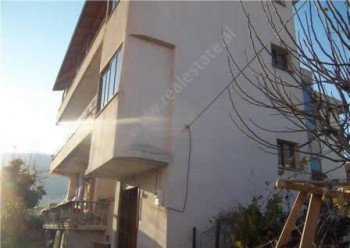 Three storey villa for sale near the Tomorri Stadium in Berat.