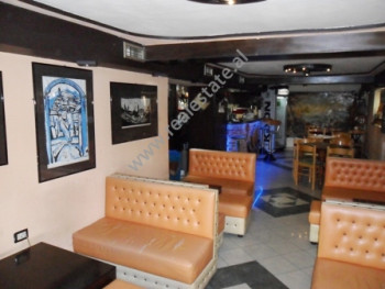 Coffee bar for sale near Adem Jashari square in Tirana.