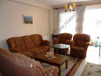 Apartment for rent in Ymer Kurti Street in Tirana.