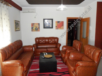 Apartment for rent in Mihal Duri Street in Tirana.