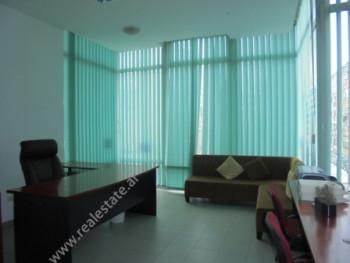Office for rent in Ekspozita area, in Gjergj Fishta boulevard in Tirana. Positioned on the 2nd floo