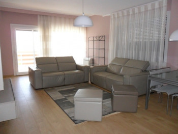 Two bedroom apartment for rent in Long Hill Residence in Tirana.