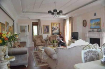 Luxurious villa for sale near Tirana East Gate, TEG. The house is located in a villas compound outs