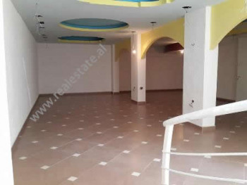 Store for sale in Saraceve Street in Selvia area in Tirana. It is located on the underground floor