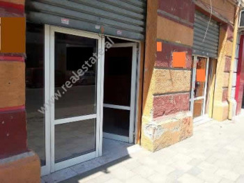 Store for rent near Medrese area in Tirana.