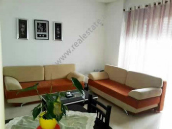 Apartment for rent in Sotir Caci Street in Tirana. It is situated on the 4-th floor in a new buildi