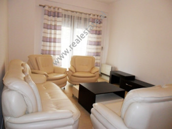 Modern apartment for rent in Ibrahim Rugova Street in Tirana.