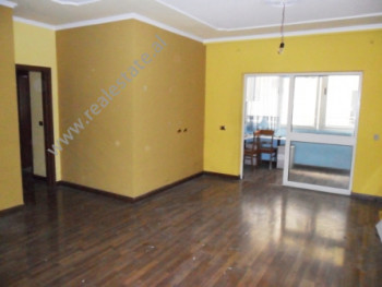 Two bedroom apartment for office for rent in Nikolla Tupe Street in Tirana.