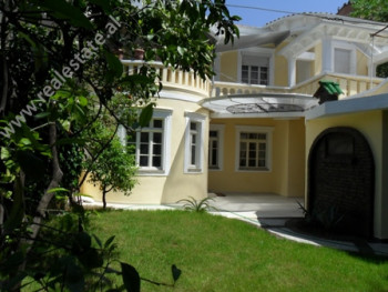 Villa for rent in Shyqyri Ishmi Street in Tirana.