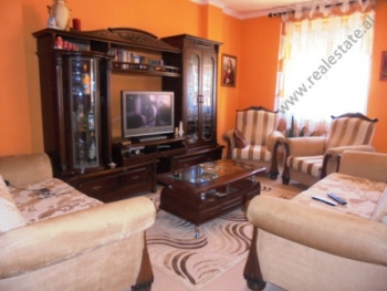 Duplex apartment for rent in Blloku area, in Vaso Pasha street in Tirana.