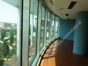 Office for rent at the beginning of Papa Gjon Pali II Street in Tirana. The office is very comforta