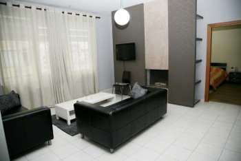 Apartment for rent in Abdyl Frasheri Street in Tirana. The apartment is situated in a new and well