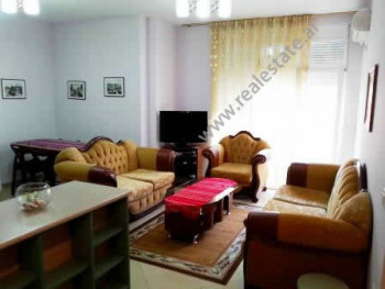 Apartment for rent at the beginning of Pjeter Budi Street in Tirana.