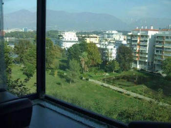 Two bedroom apartment for sale close to the Zoo in Tirana.  The apartment is positioned on the fou