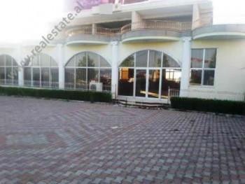 Three storey villa for sale in Lidhja Prizrenit Street in Tirana.