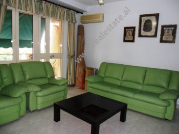 Apartment for rent behind the National Historic Museum of Tirana. It is situated on the 5-th floor