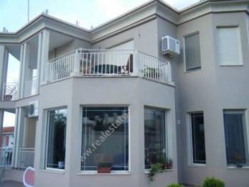 Three storey villa for sale in Sauk area in Tirana, very close to Brigada Palace. The villa has a m