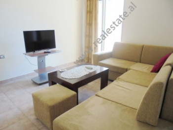 One bedroom apartment for rent in Sulejman Delvina street, near Selman Stermasi stadium in Tirana.
