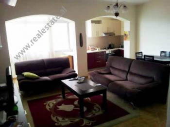 Modern apartment for rent in Myslym Shyri Street in Tirana.