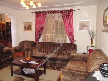 Villa for sale in Mjull Bathore area near TEG Center in Tirana. The villa is organized into t